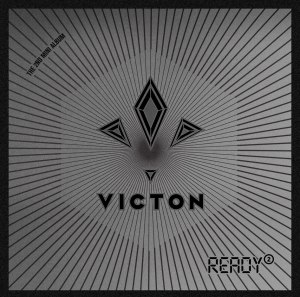 "Album art for Victon's album ""Ready"""