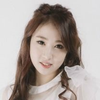 "Fantastie's Haeun ""Fantastie"" promotional picture."