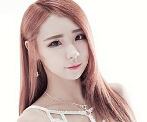 """Holly Queen's Juhee """"Closer"""" promotonal picture."""