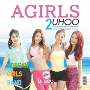 """Album art for AGirls's album """"UHOO"""""""