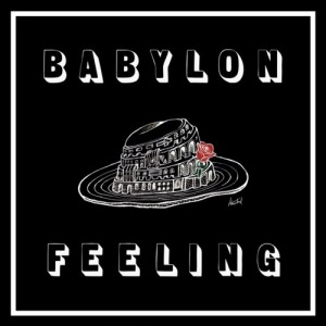 "Album art for Babylon's album ""Feeling"""
