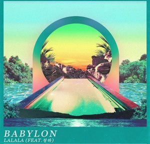 "Album art for Babylon's album ""La Vida Loca"""