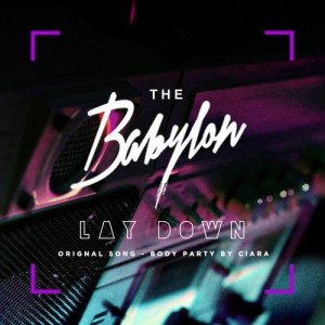 "Album art Babylon's album ""Lay Down"""
