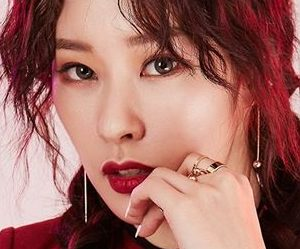 "BP Rania's Yina ""Start a Fire"" promotional picture."