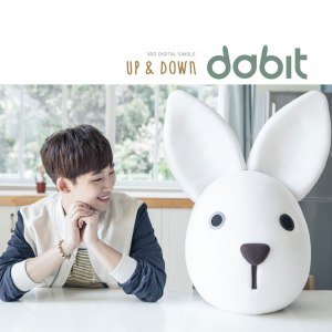 "Album art for Dabit's album ""Up & Down"""