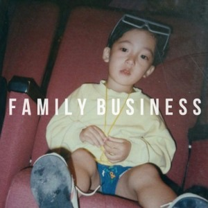 "Album art for Donutman's album ""Family Business"""