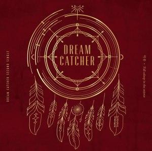 "Album art for DreamCatcher's album ""Fall Asleep In The Mirror"""