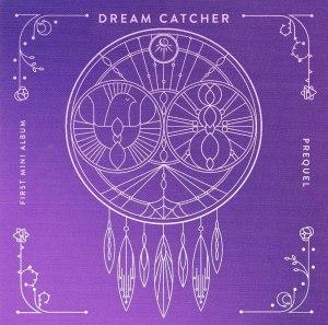 """Album art for DreamCatcher's album """"Prequel"""""""