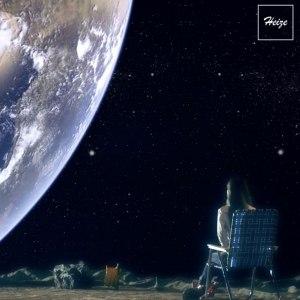"Album art for Heize's album ""Star"""