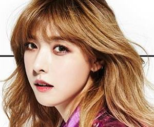 "Hello Venus' Alice ""Mystery of Venus"" promotional picture."