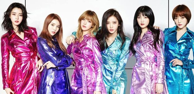 "Hello Venus' ""Mystery of Venus"" promotional picture."