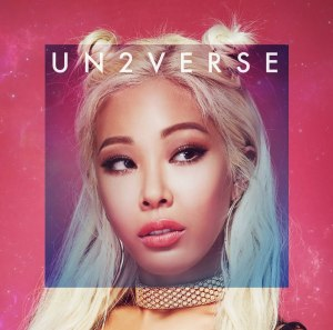 "Album art for Jessi's album ""Un2verse"""
