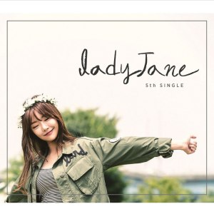 "Album art for Lady Jane's album ""Just 2 Days"""