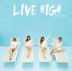 "Album art for Live High's album ""Kung Dari Sha Bah Rah"""