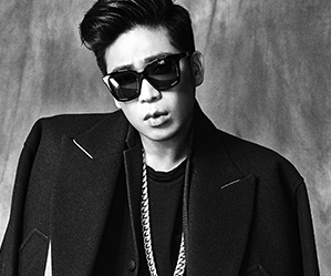 "MC Mong's ""U.F.O"" promotional picture."