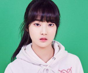 OMZM's Hye Ri pre-debut picture.