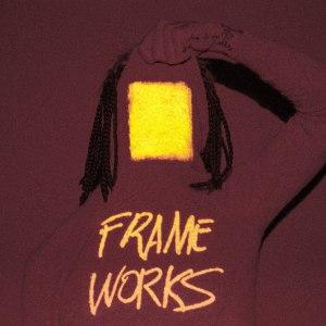 """Album art for Samuel Seo's album """"Frame Works"""""""