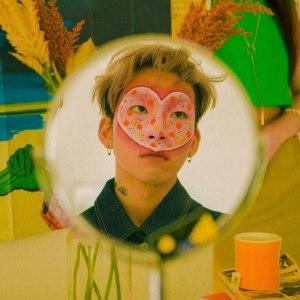 """Album art for Samuel Seo's album """"New Dress Girl"""""""