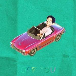 """Album art for Samuel Seo's album """"Off You"""""""