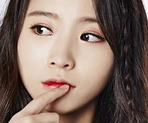 Seeart's Se Eun pre-debut picture.
