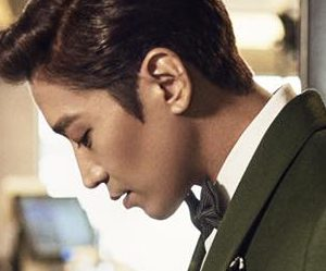 """Shinhwa's Eric """"Unchanging Pt. 2 Touch"""" promotional picture."""