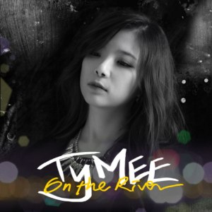 "Album art for Tymee's album ""On The River"""