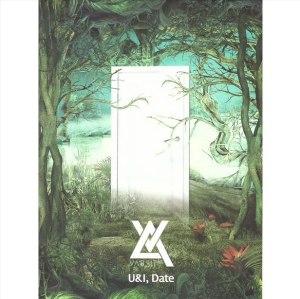 """Album art for Varsity's album """"U & I, Date"""""""