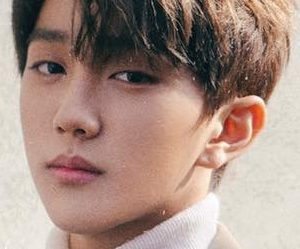 Woollm's Trinee Joo Chan for W Project.