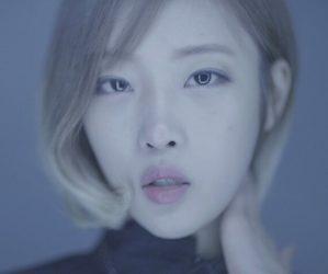 "1NB's Jungyu ""Stalker"" promotional picture."