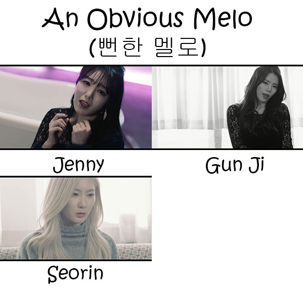 "The members of Gavy NJ in the ""An Obvious Melo"""