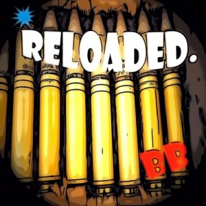 "Album art for BB's album ""Reloaded"""
