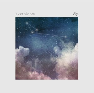 "Album art for Everbloom's album ""Fly"""