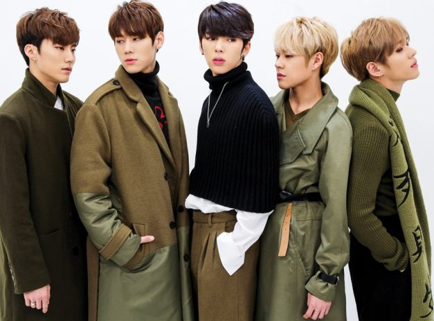 """Imfact's """"In the Club"""" promotional picture."""