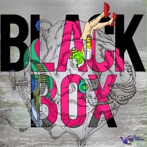 "Album art for Laybacksound's album ""Blackbox"""