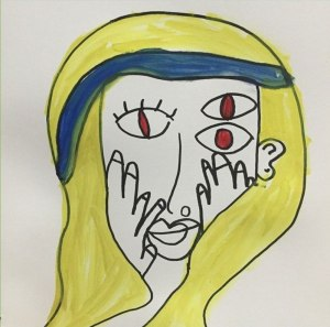 "Album art for Laybacksound's album ""I'm Dismayed"""