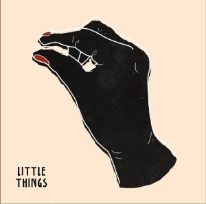 "Album art for Laybacksound's album ""Little Things"""