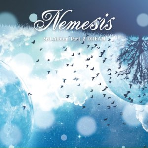"Album art for Nemesis's album ""Dream"""