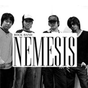"Alabum art for Nemesis's album ""October Indie Single"""