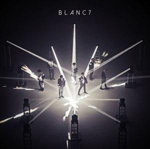 """Album art for Blanc7's album """"Prisim"""""""