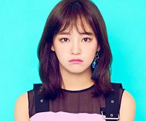 "Gugudan's Sejeong ""Narcissus"" promotional picture."