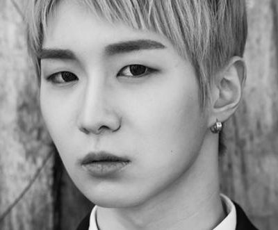 "INX's Junyoung ""2GETHER"" promotional picture."