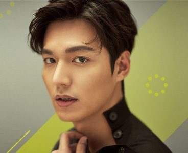 "Lee Min Ho's ""Always"" promotional picture."