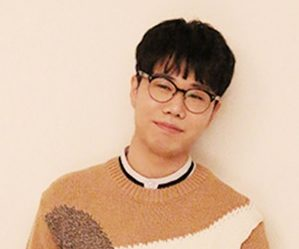 "Rare Potato's Donghyun ""Starlit Night"" promotional picture."