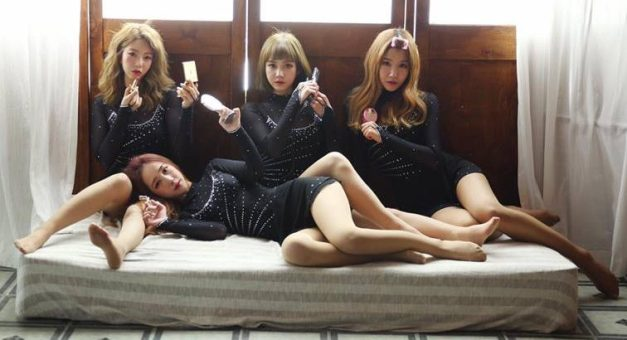 "Six Bomb's ""Getting Prettier - After"" promotional picture."