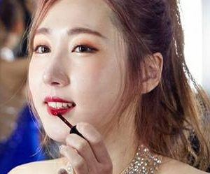 "Six Bomb's Seulbi ""Getting Prettier - After"" promotional picture."
