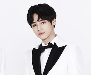 "The Boss' Karam ""Lucky Man"" promotional picture."