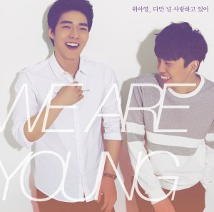 """Album art for WeAreYoung's album """"Only I Love You"""""""
