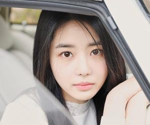 Bonus Baby's Moonhee promotional picture.