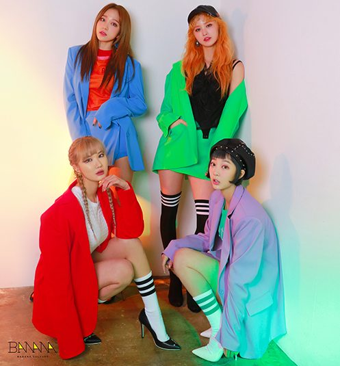 "EXID's ""Eclipse"" promotional picture."