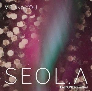 """Album art for Seol.A's album """"Me & You"""""""